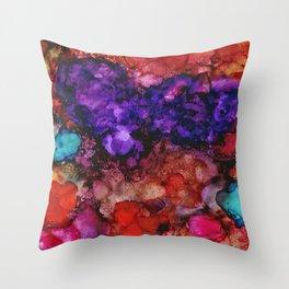 Nebula Dreams Throw Pillow