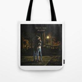 Du er ikke alene Tote Bag