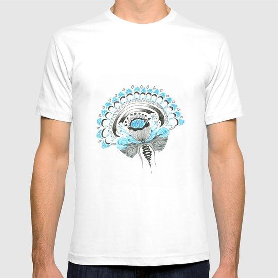 Blu(m)e T-shirt