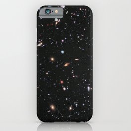 Galaxy Cluster iPhone Case
