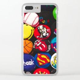 Kippahs for Sale Clear iPhone Case