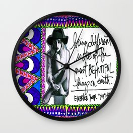 Being Different Wall Clock