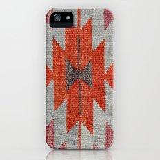 Ikat Rug 4 Zoom Slim Case iPhone (5, 5s)