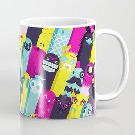 Monster Mash // Pattern Coffee Mug