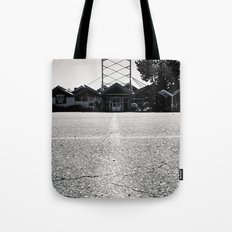 Bowling architecture Tote Bag