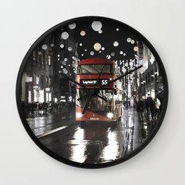 London Oxford Street Wall Clock
