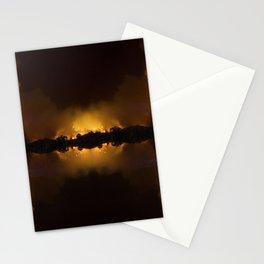 Engulfed Stationery Cards