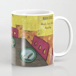 Main Dish Coffee Mug
