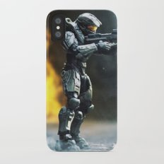 Fire Fight Slim Case iPhone X