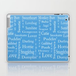 Terms Of Endearment Laptop & iPad Skin