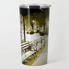 Winter Classic Travel Mug