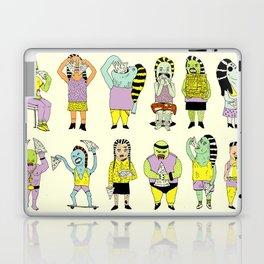 KIDS AND PIZZA Laptop & iPad Skin