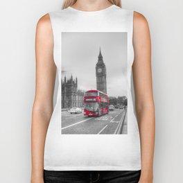 Westminster Bridge Biker Tank