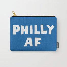 Philly AF (Blue) Carry-All Pouch