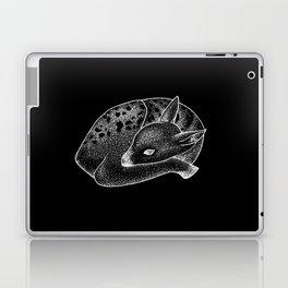 White Doe Laptop & iPad Skin