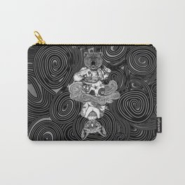 Grizzly and Sphynx Carry-All Pouch