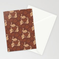 Hare Hoedown Stationery Cards
