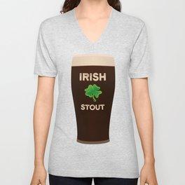 Irish Stout Unisex V-Neck
