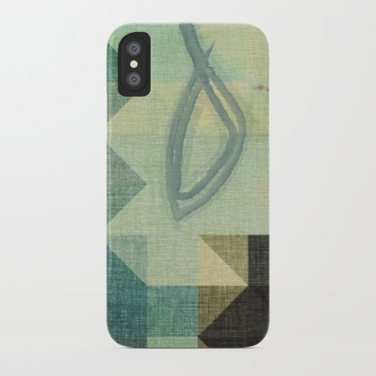 cannery 1930 iPhone Case