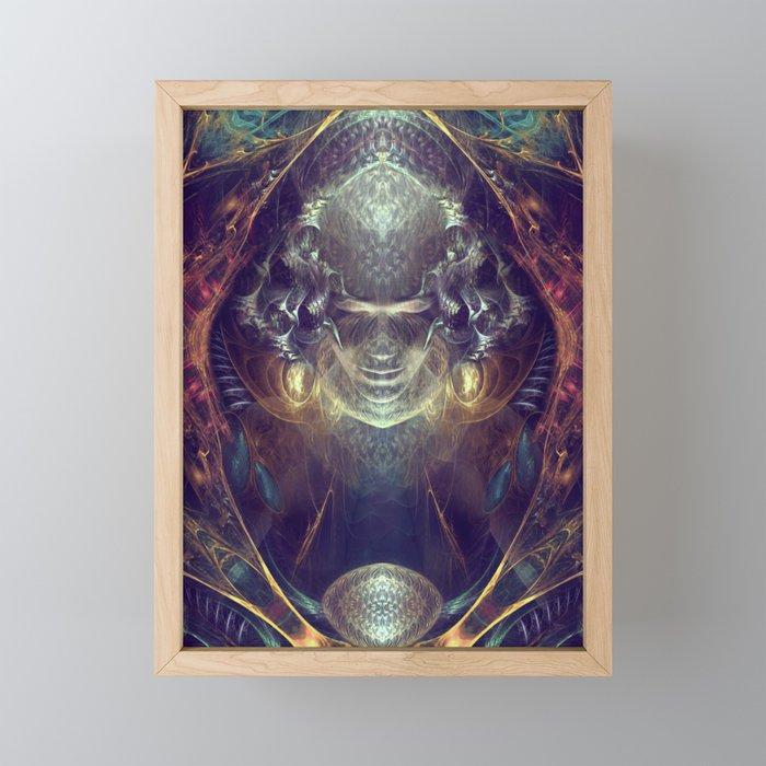 Subconscious New Growth Framed Mini Art Print