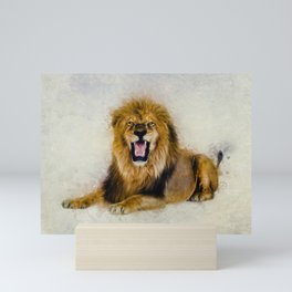 In His Prime Mini Art Print