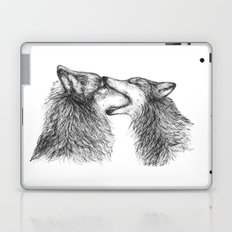 SYMBIOTIC WOLVES Laptop & iPad Skin