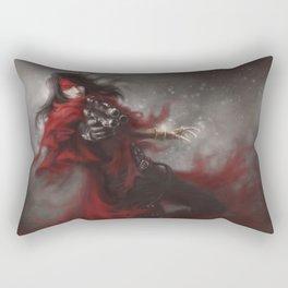 Vincent Valentine Rectangular Pillow