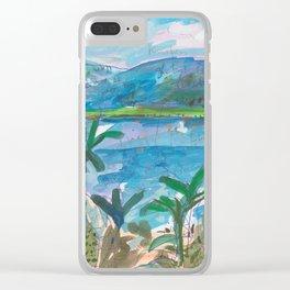 Cairns Esplanade Clear iPhone Case