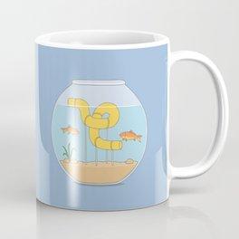 water slide Kaffeebecher