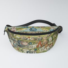 Hieronymus Bosch The Garden Of Earthly Delights Fanny Pack
