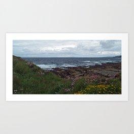 Westray Firth Art Print