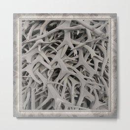 REMNANTS OF MATING SEASON Metal Print