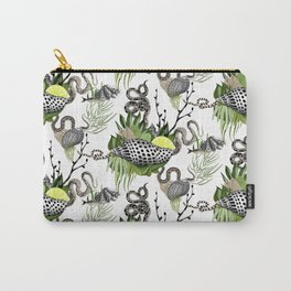 shells and snakes Carry-All Pouch