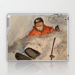 Chasing Powder  Laptop & iPad Skin