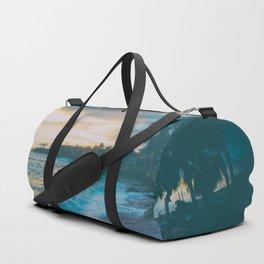 Laguna beach California c Duffle Bag