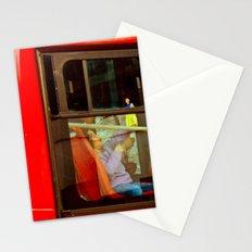 TRANSPORT OF BOGOTA COLOMBIA (TransMilenio). Stationery Cards