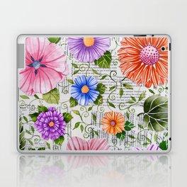 Garden Headlines Laptop & iPad Skin