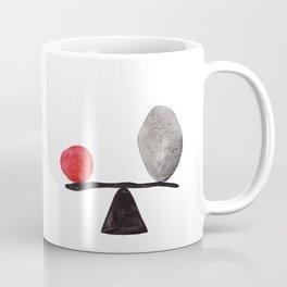 the red stone Coffee Mug