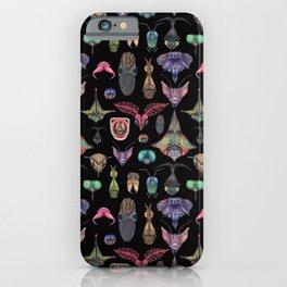 geo bugs iPhone Case