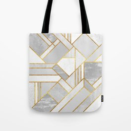 Gold City Tote Bag