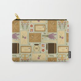 Snail Mail Carry-All Pouch