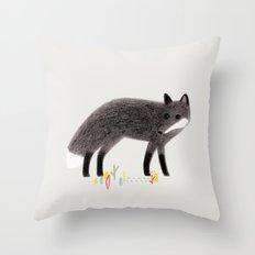 Autumn Gems II Throw Pillow