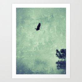 Bird of a Feather 1 Art Print
