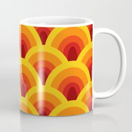 1970s wallpaper Coffee Mug
