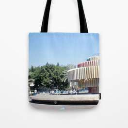 Tel Aviv photo - Dizengoff Square Tote Bag