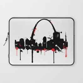 Graffiti St. Louis Laptop Sleeve