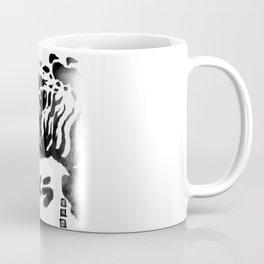 Waterbrushed Turtle Coffee Mug