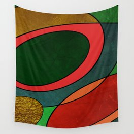 Abstract #325 Wall Tapestry