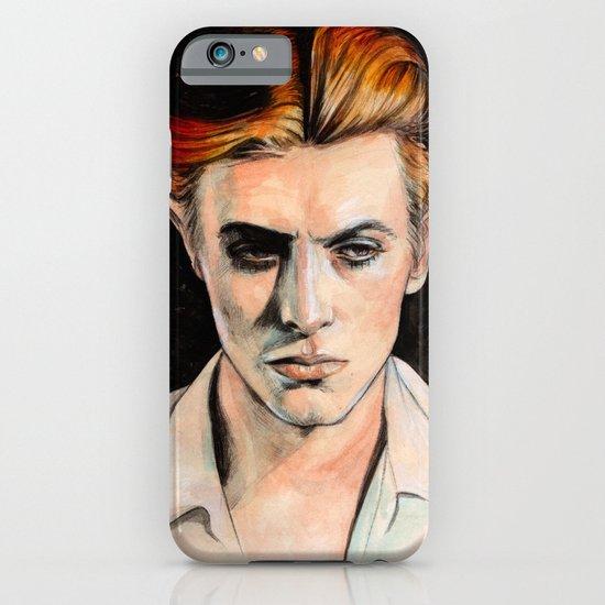 Thin White Duke iPhone & iPod Case