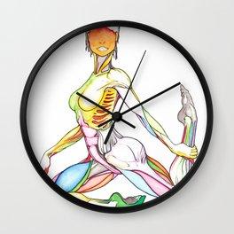 Copeland, Misty Copeland ballet dancer, NYC artist Wall Clock